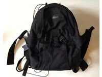 Lowepro Trekker RUCKSACK /BAG PERFECT for PROFESSIONAL OR VERY KEEN AMATEUR
