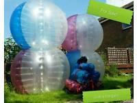 10 Bubble Balls / Zorb Balls for SALE! (Bubble Football / Zorb Football) GRAB A BARGAIN!