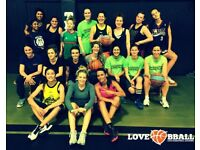 WOMEN'S BASKETBALL SESSIONS (HACKNEY & CLAPHAM JUNCTION