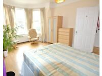 *ALL BILLS INC* Double room available with generously sized communal living room & garden