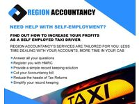 Find out how to INCREASE your PROFITS as a self employed taxi driver! | Contact Region Accountancy