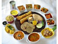 Small Catering (upto 50 people) - 100% Vegetarian