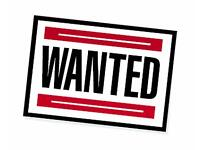 Work from home wanted