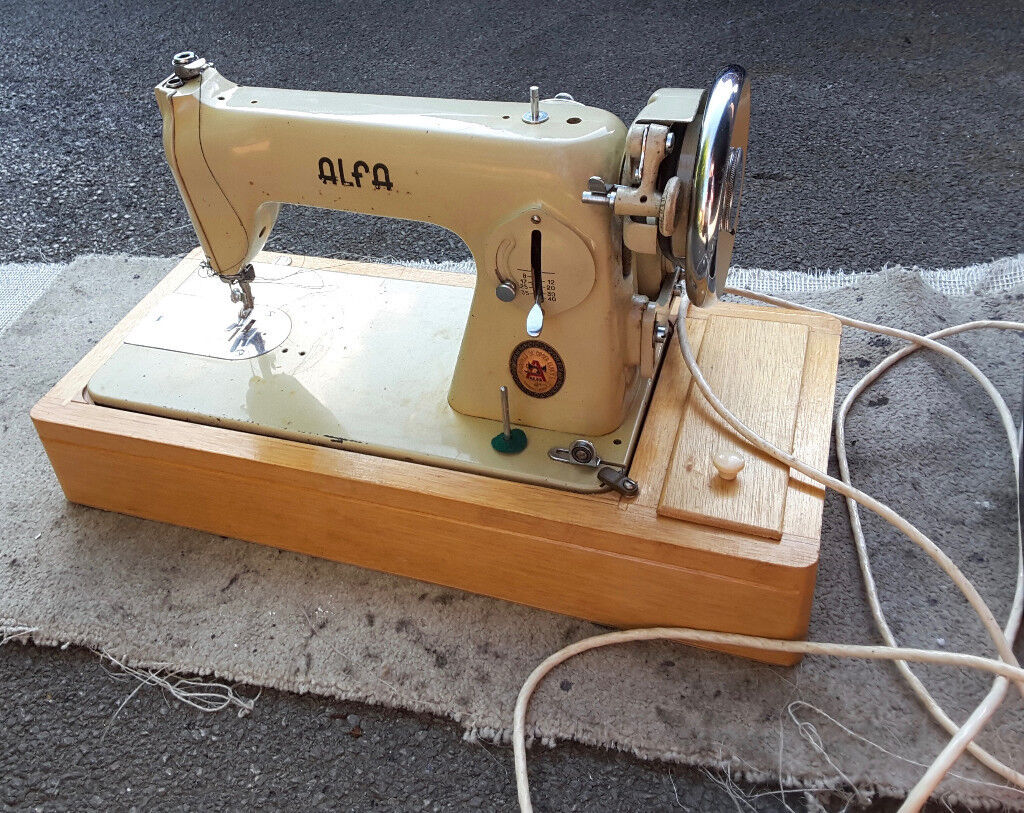 Sewing Machine Alfa Ads Buy Sell Used Find Great Prices