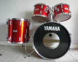 Vintage Yamaha 5000 Drum Shell Pack - Restored