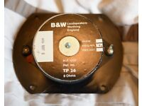 B&W TP26 Tweeter - Speaker Driver, B&W HiFi Speakers, DM110, i, DM220, DM330 etc for sale  Abbeymead, Gloucestershire