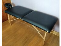 Earthlite Harmony Portable Massage Table Agate Blue