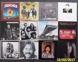 80 Vinyl Albums