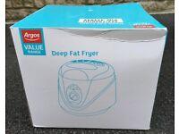 Argos Deep Fat Fryer - BRAND NEW IN BOX