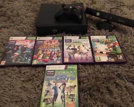 Xbox 360, Kinect and 5 Kinect Games