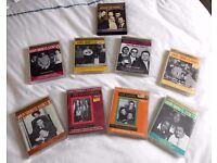 GOON SHOW TAPES x 8