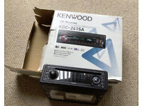 Kenwood Stero CD Player - Boxed and Retro