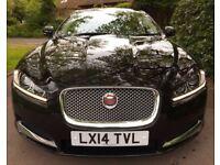 2014 Jaguar XF Saloon 4 doors