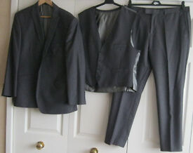 Mens Suits, 38R – 44S and Jackets 38R - 44L £5 - £15 each
