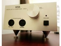 STAX SRM-1/MK-2 Professional Electrostatic Driver Unit Energiser w/ Normal & Pro Output