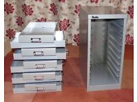 10 Drawer Tool Cabinet for Spanners etc for Garage Workshop Shed