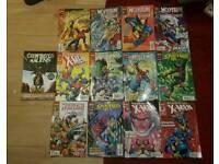 Marvel super hero magazines