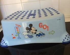 Disney Mickey Mouse Step Stool
