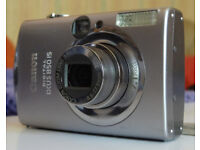 Canon Digital IXUS 850 IS with 1gb memory card
