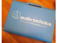 Audio technica wireless microphone