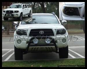 Made to fit Tacoma Eyelids 05 06 07 TR Toyota Grille Headlight .