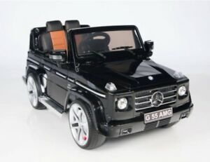 RIDE ON Mercedes Benz G55 FOR KIDS COME WITH REMOTE CONTROL