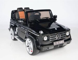 RIDE ON Mercedes Benz G55 FOR KIDS COME REMOTE CONTROL $399!!!!