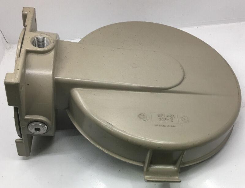 VMB-2 KILLARK 3/4-INCH VM BRACKET SPLICE BOX