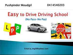 Easy to Drive Driving school Epping Whittlesea Area Preview