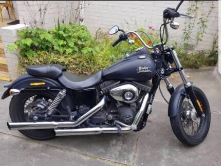 2014 Harley-Davidson Dyna Street Bob Special (FXDBB) 1690cc