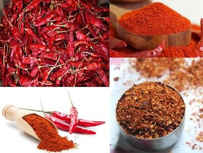 100% pure dried red Chile/pepper whole flakes/crushed powder best quality