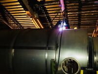Welding repairs and fabrication Perth!