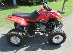 2007 arctic cat dvx 250