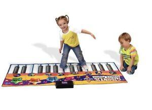 6' piano music mat keyboard