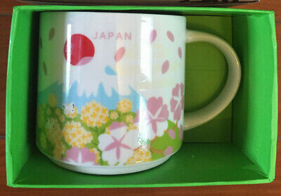 Discount! Starbucks Japan Spring Mug Cup, You are here YAH Season New with SKU