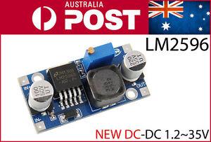 2pcs LM2596 Voltage Regulator Power Supply Adjustable DC to DC 5V 12V 24V 3A 2x