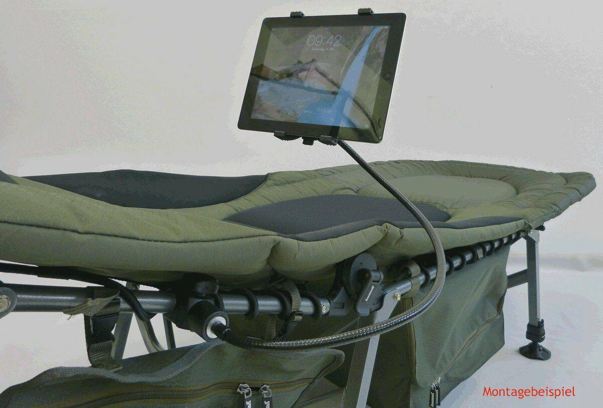 Anaconda  Tablet Halter, Tablet Halterung für Liege Angelstuhl 7151675 -