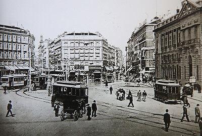SPANIEN ESPANA SPAIN BURGOS TOLEDO MADRID LATERNA MAGICA 48 GLAS DIAS UM 1890