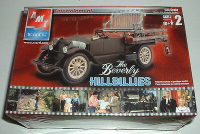 BEVERLY HILLBILLIES Truck 2n1 Plastic Model Kit - Build Stock or Custom Rod 2004