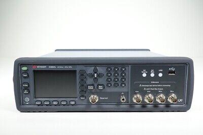 Keysight Used E4980al Precision Lcr Meter - 20hz To 1 Mhz Option 102