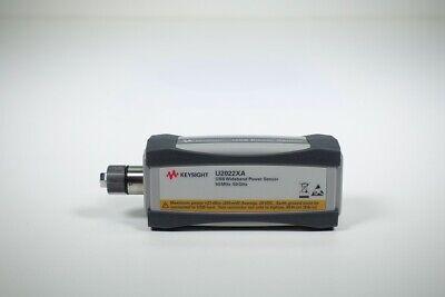 Keysight Used U2022xa Usb Wideband Power Sensor 50mhz - 50ghz Opt. H50