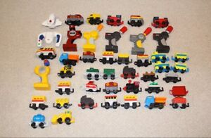 Geotrax Train Set over 300 pieces