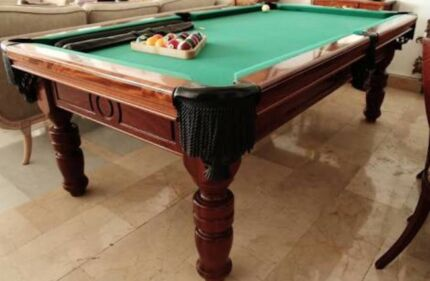 Wanted: LOOKING FOR SOMEONE WHO REFELTS POOL TABLES