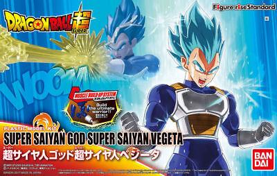Dragon Rise - Bandai Figure-Rise Dragon Ball Z Super Saiyan God Super Saiyan Vegeta Model USA