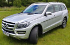 Mercedes GL X166 500 4MATIC Test