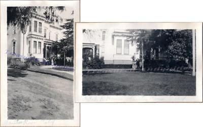 1924 Santa Rosa California IOOF Odd Fellows Lodge No. 53 Home Photos Photographs