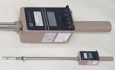 Ludlum Model 78 Stretch Scope Survey Meter