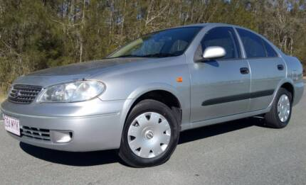2003 Nissan Pulsar n16, Very good condition
