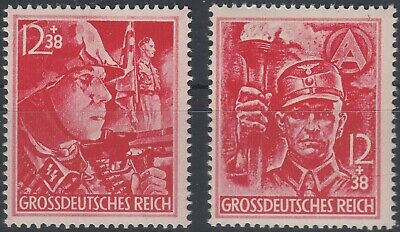 (TV00042) Germania 1945 stamps
