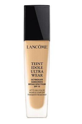 Lancome TEINT IDOLE ULTRA WEAR 24H Make up Foundation Various shades NIB!!